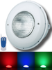 LED Color Lampe  + FB Betonbecken